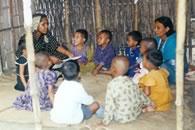 バングラデシュの小学校